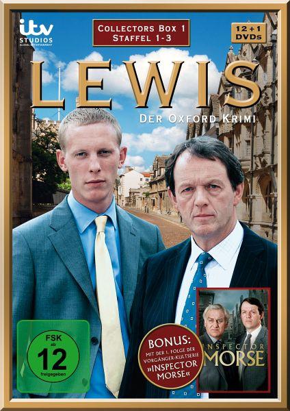 Lewis Oxford Krimi