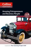 Amazing Entrepreneurs & Business People: B2 (Collins Amazing People ELT Readers) (eBook, ePUB)