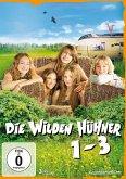 Die wilden Hühner - Teil 1-3 DVD-Box