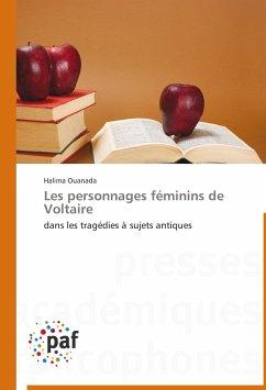 Les personnages féminins de Voltaire - Ouanada, Halima