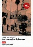 Los espejuelos de Lennon. Buch + Audio-CD (mp3)