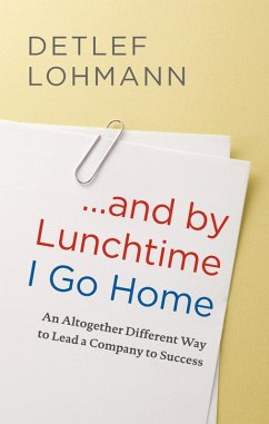 ... and by Lunchtime I Go Home (eBook, ePUB)