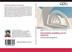 Geometría analítica en el espacio