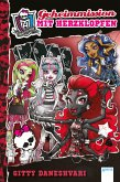 Geheimmission mit Herzklopfen / Monster High ab 9 Bd.4 (eBook, ePUB)