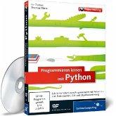 Programmieren lernen mit Python, DVD-ROM