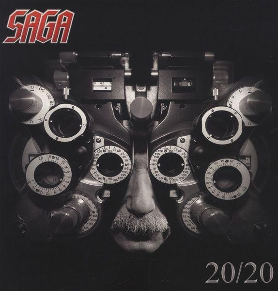 20 20 Von Saga Vinyl Schallplatte Buecher De