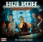 Hui Buh, Das Schlossgespenst, neue Welt - Die verspukte Maske, 1 Audio-CD