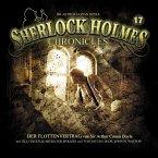 Der Flottenvertrag / Sherlock Holmes Chronicles Bd.17 (1 Audio-CD)