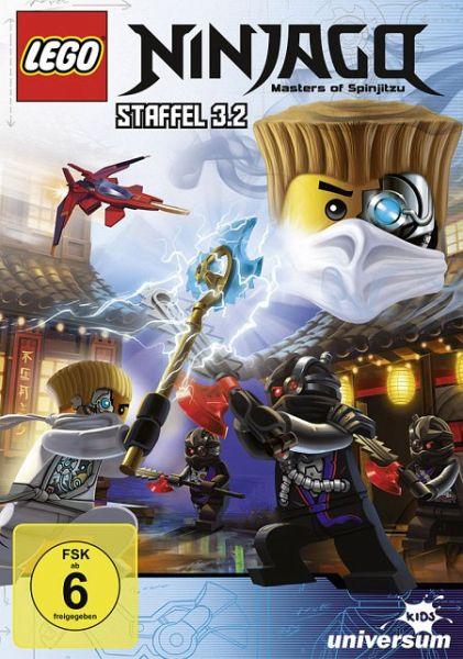 Ninjago Staffeln