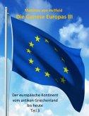 Die Genese Europas III (eBook, ePUB)
