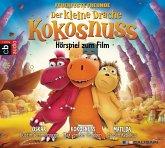 Der kleine Drache Kokosnuss - Hörspiel zum Kinofilm, Audio-CD