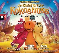 Der kleine Drache Kokosnuss - Hörspiel zum Kinofilm, Audio-CD - Siegner, Ingo