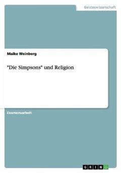 """""""Die Simpsons"""" und Religion"""
