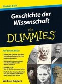 Geschichte der Wissenschaft für Dummies (eBook, ePUB)