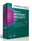 Kaspersky Internet Security 2015 (3 Lizenzen)