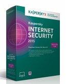 Kaspersky Internet Security 2015 (5 Lizenzen)