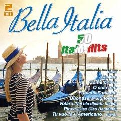 Bella Italia-50 Italo-Hits - Diverse