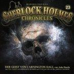 Symphonie des Todes / Sherlock Holmes Chronicles Bd.23 (1 Audio-CD)