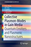 Collective Plasmon-Modes in Gain Media