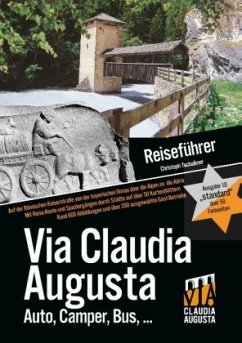 Via Claudia Augusta Reiseführer ´´standard´´ mi...