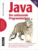 Java - Der umfassende Programmierkurs (eBook, PDF)