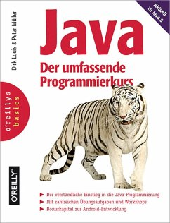 Java - Der umfassende Programmierkurs (eBook, PDF) - Louis, Dirk; Müller, Peter