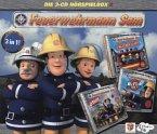 Feuerwehrmann Sam - Hörspielbox 2, 3 Audio-CDs