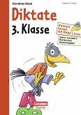Einfach lernen mit Rabe Linus - Diktate 3. Klasse (eBook, PDF)