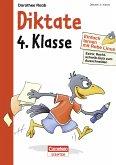 Einfach lernen mit Rabe Linus - Diktate 4. Klasse (eBook, PDF)