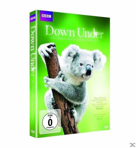 Down Under - Mit Simon Reeve durch Australien - Reeve,Simon
