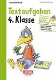 Einfach lernen mit Rabe Linus - Textaufgaben 4. Klasse (eBook, PDF)