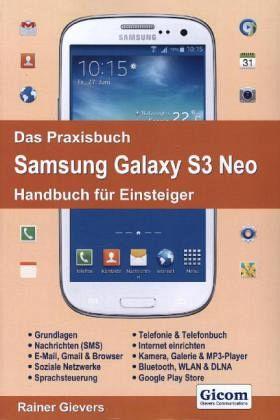 Samsung S3 Neo Handbuch