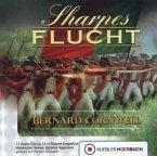 Sharpes Flucht / Richard Sharpe Bd.10 (12 Audio-CDs)