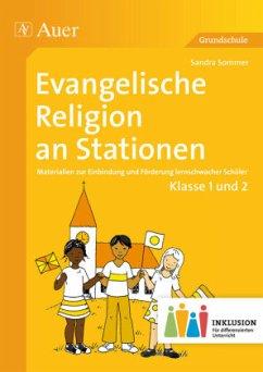 Evangelische Religion an Stationen 1-2 Inklusion