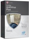 McAfee AntiVirus Plus 2015 (3PC/1Jahr) - (Code in der Box)