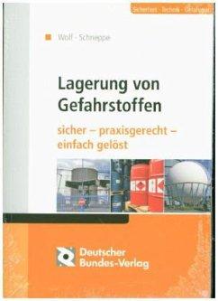 Lagerung von Gefahrstoffen - Lagerung von Gefahrstoffen