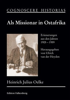 Als Missionar in Ostafrika