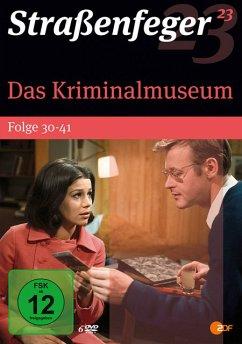 Das Kriminalmuseum III - Folge 30-41 (6 Discs) - Strassenfeger