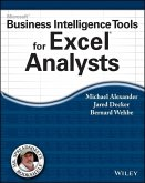 Microsoft Business Intelligence Tools for Excel Analysts (eBook, ePUB)