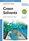 Handbook of Green Chemistry - Green Solvents (eBook, ePUB)