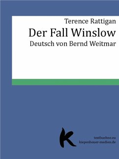 DER FALL WINSLOW (eBook, ePUB) - Rattigan, Terence