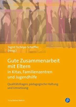 Gute Zusammenarbeit mit Eltern in Kitas, Familienzentren und Jugendhilfe (eBook, PDF)