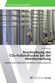 Beschreibung des CO2-Fußabdruckes bei der Weinherstellung
