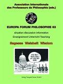 Sagesse / Weisheit / Wisdom (eBook, PDF)