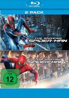 The Amazing Spider-Man 1 + 2 - 2 Disc Bluray