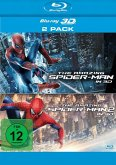 The Amazing Spider-Man / The Amazing Spider-Man 2: Rise of Electro (Blu-ray 3D, 4 Discs)