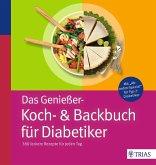Das Genießer-Koch-& Backbuch für Diabetiker