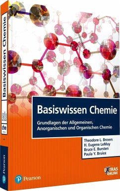 Basiswissen Chemie - Brown, Theodore L.; LeMay, H. Eugene; Bruice, Paula Y.; Bursten, Bruce E.