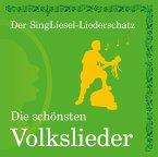 Die schönsten Volkslieder, 1 Audio-CD