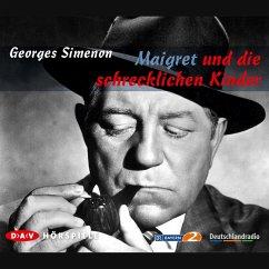 Maigret und die schrecklichen Kinder (MP3-Download) - Westphal, Gert; Simenon, Georges